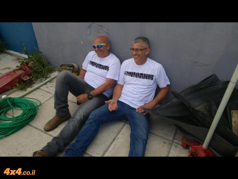 טל ויינברג ודובי מילר