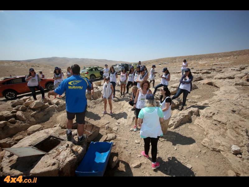 שואבות מים במדבר