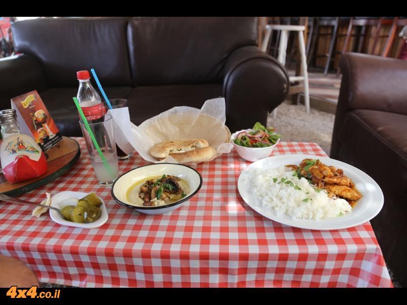 אורה -בורה – מקום ''מגניב'' ואיכותי לארוחת צהרים
