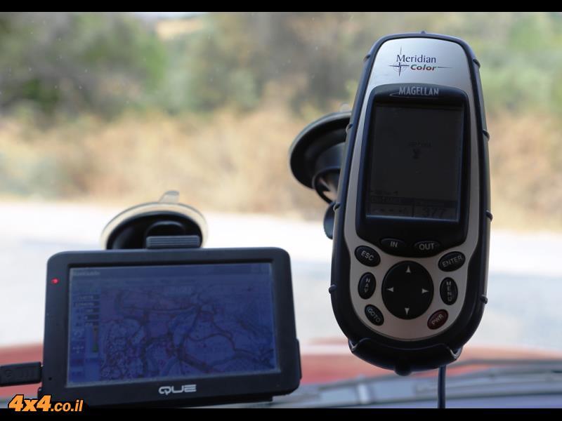 קובץ TWL לשימוש במכשירי GPS: