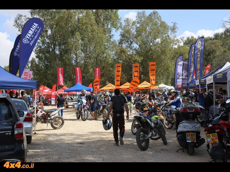 עוד תמונות ממפגש זולו אופנועי אנדורו