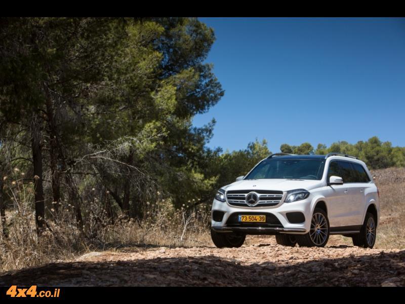 מרצדס Mercedes GLS500
