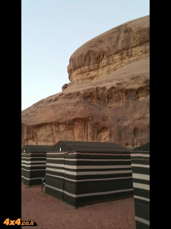 המאהל הבדואי - מלון במדבר