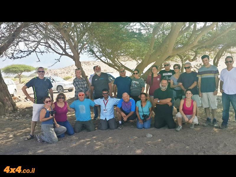 תודה לכל המשתתפים בטיול, שעבורי המפגש איתם והחברותא היו לא פחות חשובים מהטיול עצמו