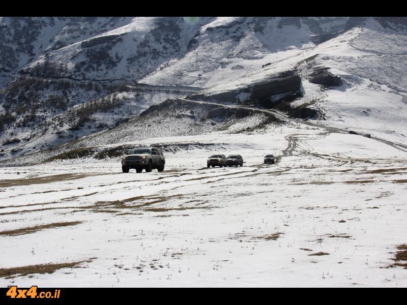 מסע אל חבל הקווקז - גיאורגיה סוכות 2016