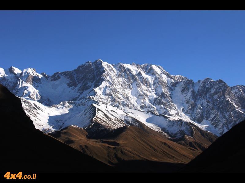 הר שחארה - זווית הצילום מאושגולי