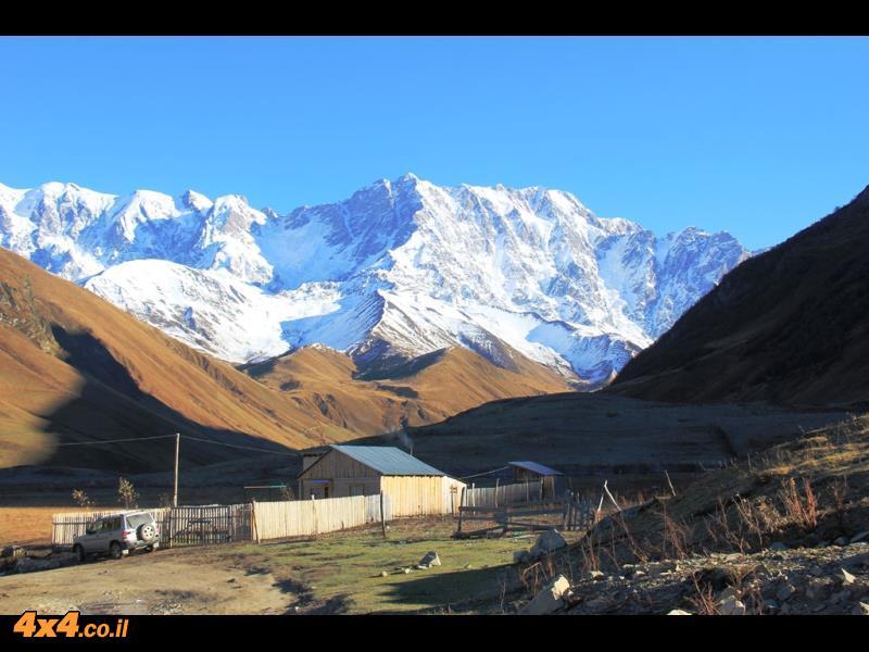 הר שחארה - אושגולי