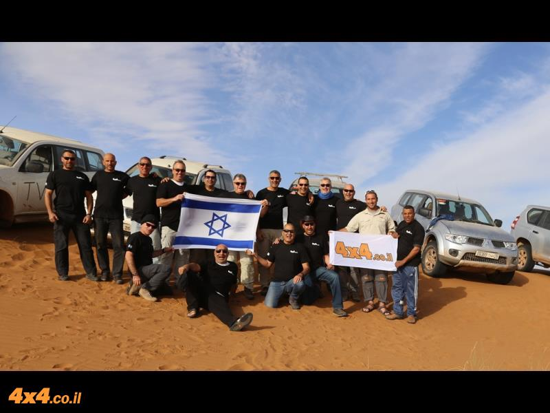 מרוקו גיבורים - מסע ג'יפים בנובמבר 2016