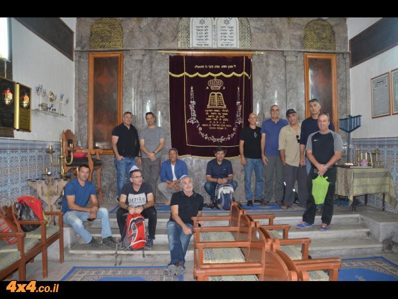 בית הכנסת העתיק של מרקש - הוקם בשנת 1,492 עם גירוש ספרד