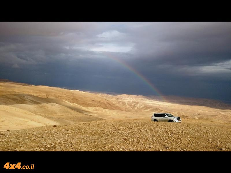 ציד שיטפונות דצמבר 2016 - צפון מדבר יהודה