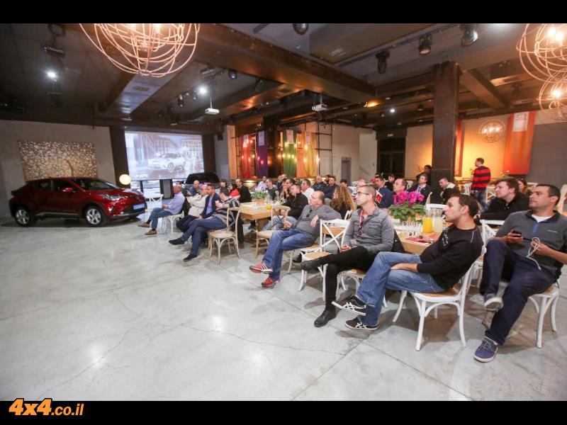 תמונות מההפקה של זוהר שרותי שיווק - באולם אטורה: