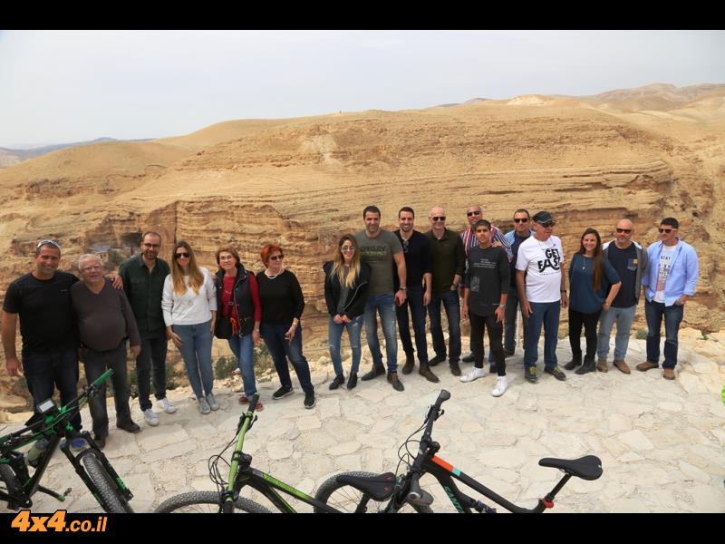 תודה לכל המשתתפים על החברותא והסבלנות ולהתראות בטיול מזראטי הבא