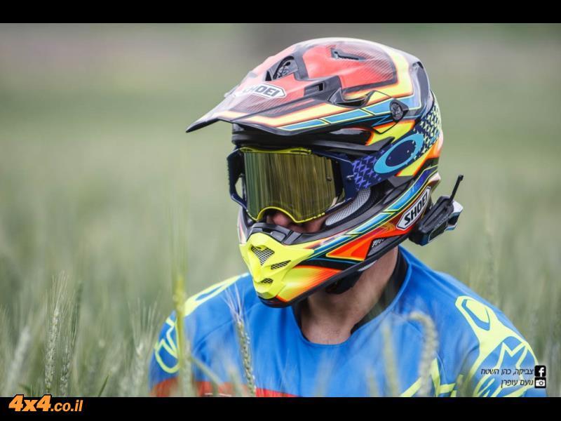 הונדה HONDA ראלי CRF250L