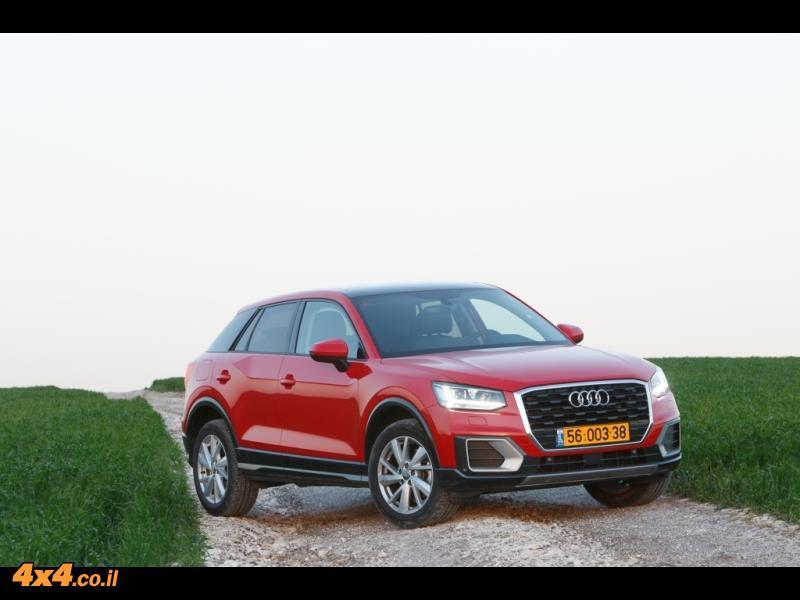 בייבי Q - אודי  Audi Q2