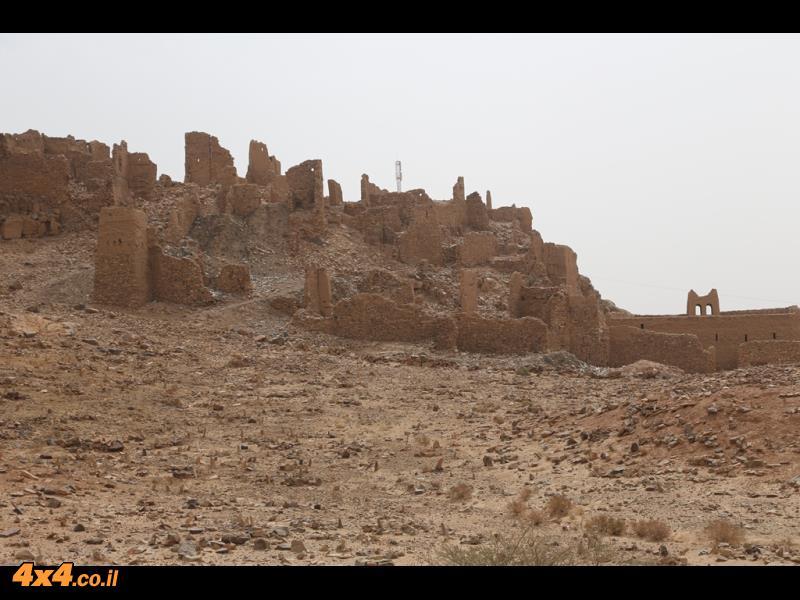 הטרשים של מדבר הסהרה