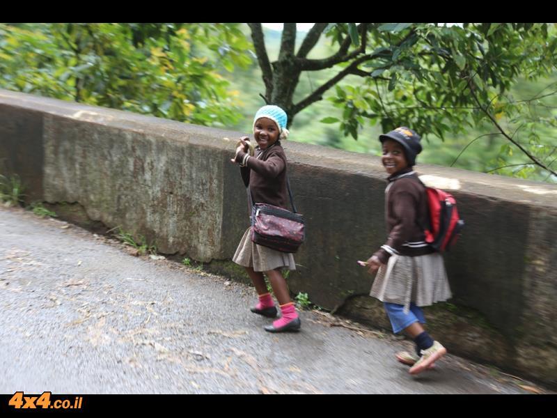 בדרך אל טנזניה
