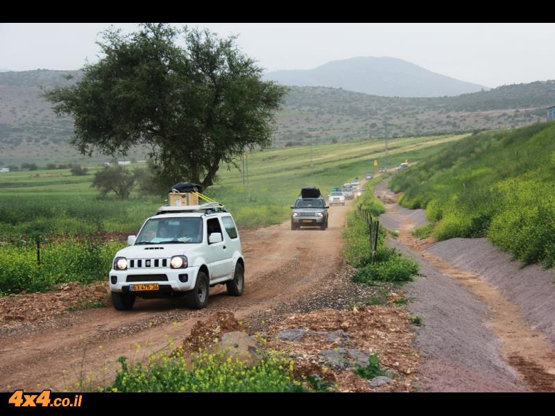 יומן מסע - חוצה ישראל פסח 2017
