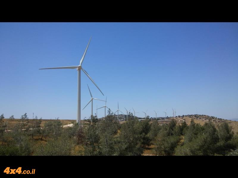 נקודה בשטח: אנרגיה ירוקה בגלבוע
