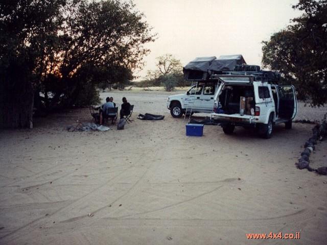 מסע לנמיביה