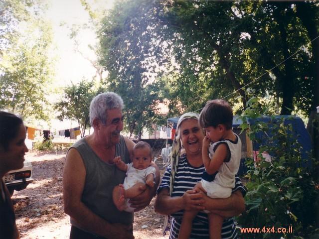 טיפוח הקשרים בין הטורקים לישראלים הצעירים