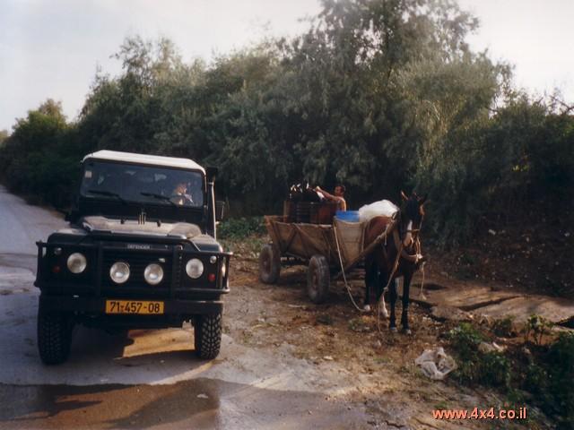 הנסיעה צפונה לרוחב בולגריה