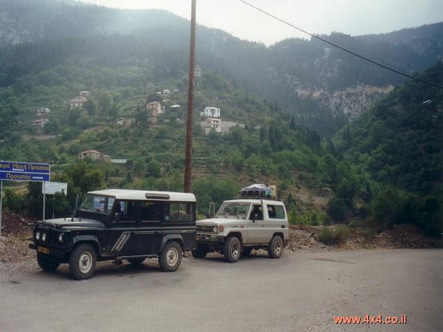 יציאה לחו''ל עם רכב מישראל - ההכנות