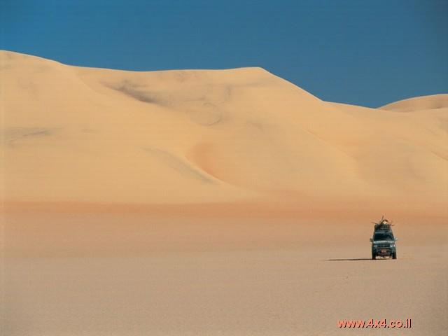 המדבר המערבי - יום חול במדבר במצריים