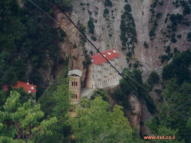המנזרים של פרוסוס