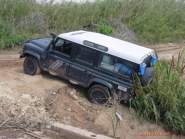מכשירים להרמה וחילוץ של רכב שטח