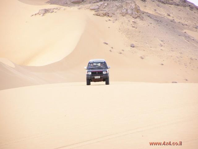המדבר המערבי - יומן תמונות מן המסע של שנת 2004