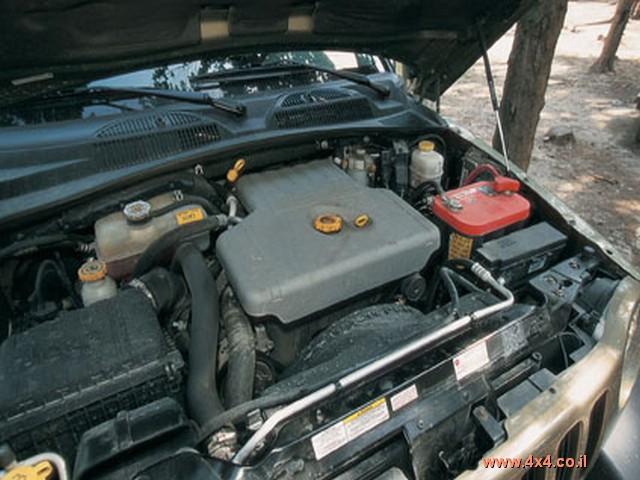 מנוע הצ'ירוקי: