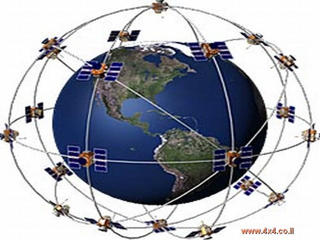מערכת ה-GPS מבוססת על 24 לוויינים