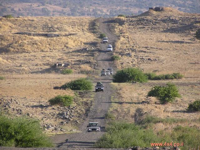 תמונות ממסע חוצה ישראל 15 ספטמבר 2004