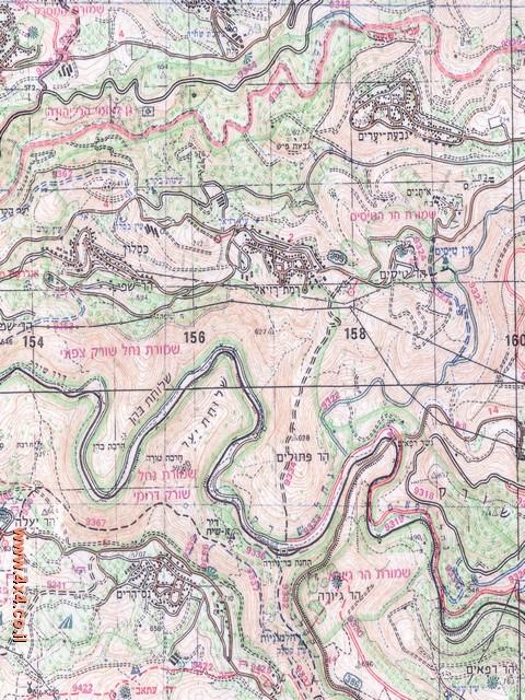 מכשירי ה-GPS המתקדמים אף מציעים מפות
