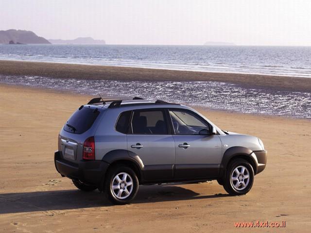 ההשקה של ה-SUV הכל-חדש של יונדאי התקיימה סמוך לריגה בירת לטביה