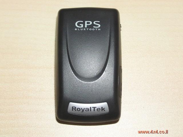 מרכיב החומרה השני הוא מקלט ה-GPS