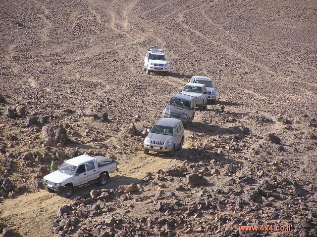 תמונות מהמסע למזרח ירדן פברואר 2005