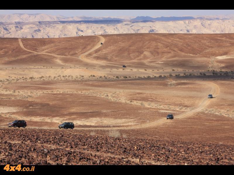 סובארו פורסטר במסלול - ינואר 2012