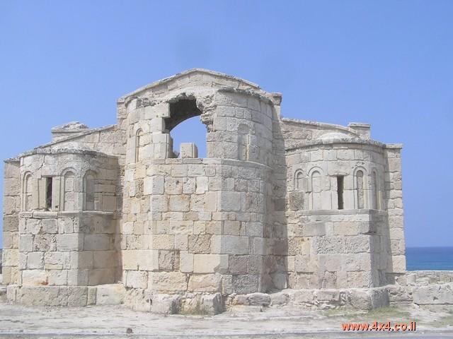 כנסיות עתיקות בצפון קפריסין
