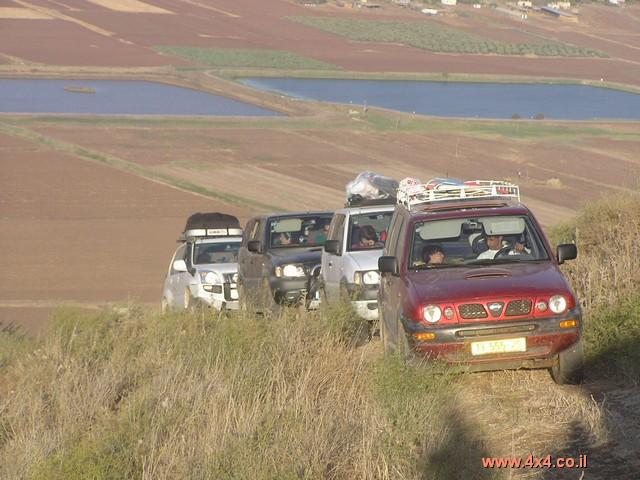 יומן מסע חוצה ישראל - סוכות 2005