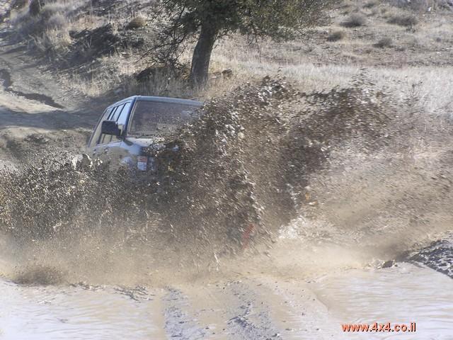 מסע 4X4 לקפריסין - נובמבר 2005