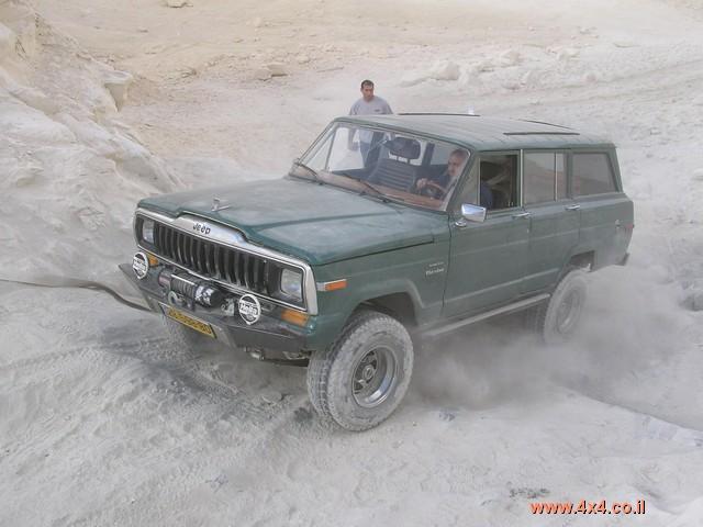 תמונות מהדרכה לטיפוס מעלות בנגב - דצמבר 2005
