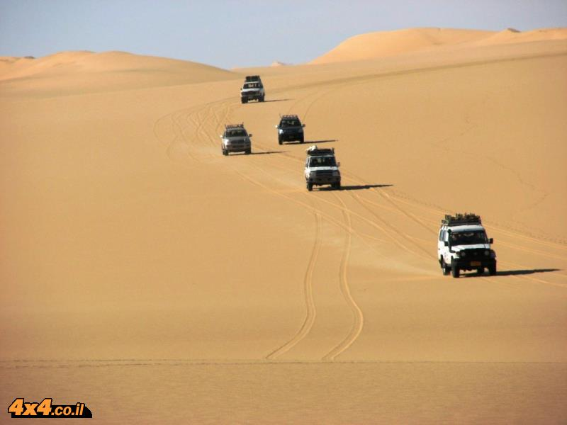 ים החולות הגדול - המדבר המערבי, מצרים