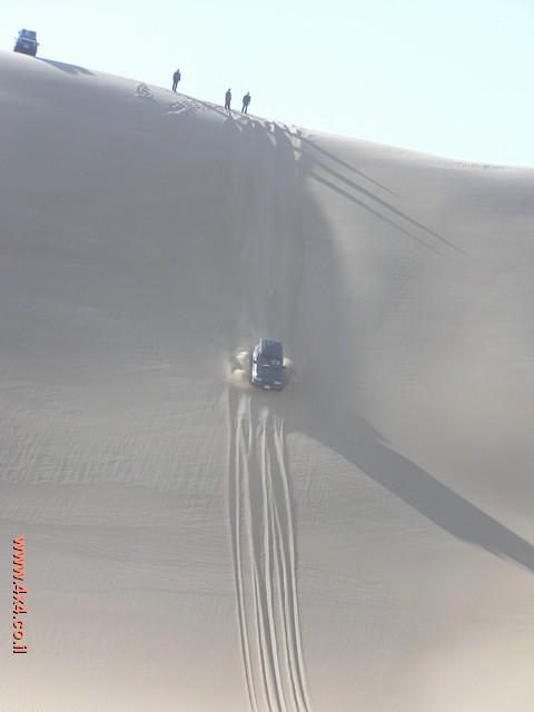 תמונות מהמסע למדבר המערבי במצרים - ינואר 2006