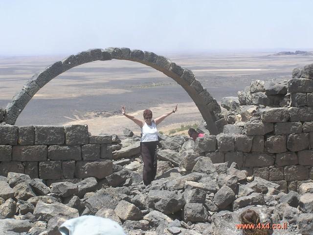 תמונות מהמסע למזרח ירדן - מאי 2006