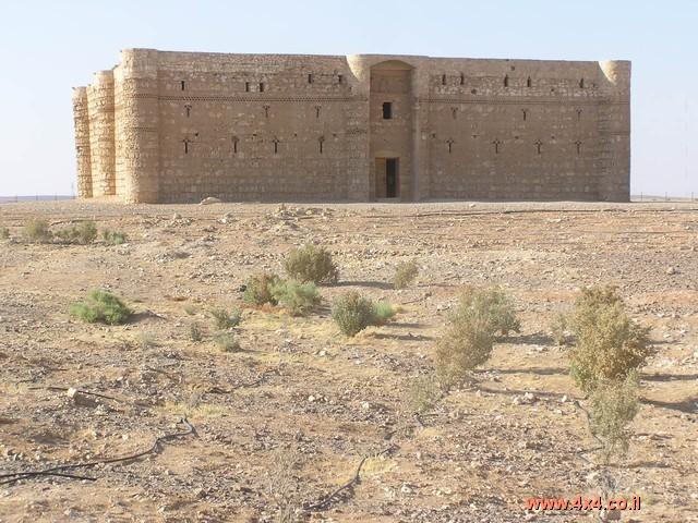 מצודות המדבר שבמזרח הממלכה ההאשמית של ירדן