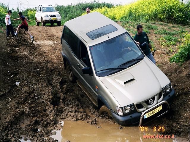 נהיגה בשטח: