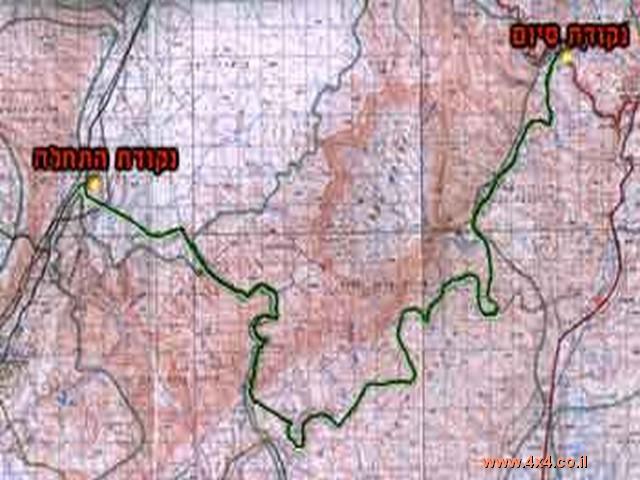 מפת התמצאות - הקליקו על המפה למפה גדולה יותר