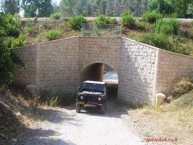 מעיינות ושבילים נסתרים בהרי ירושלים