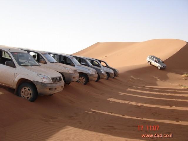יומן מסע שטח - מרוקו, ספטמבר 2006